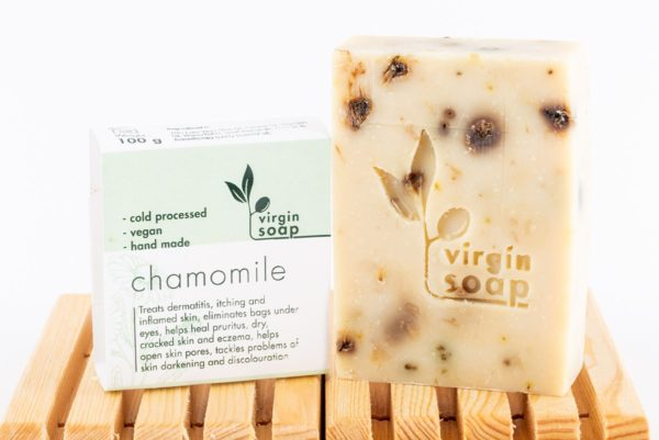 Chamomile Virgin Soap