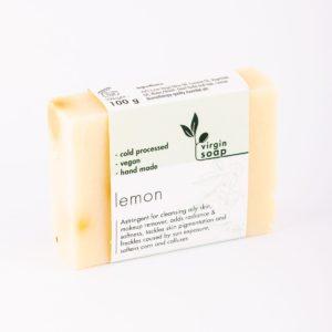 Lemon Virgin Soap