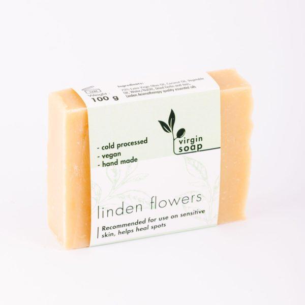 Linden Flowers Virgin Soap