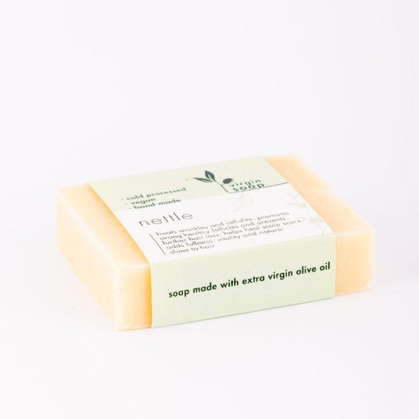 Nettle Virgin Soap