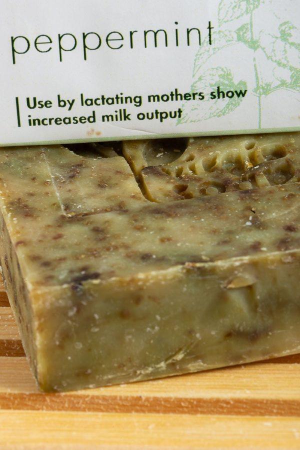 Peppermint Virgin Soap
