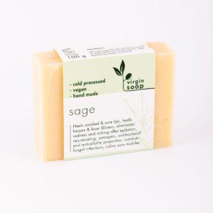 Sage Virgin Soap