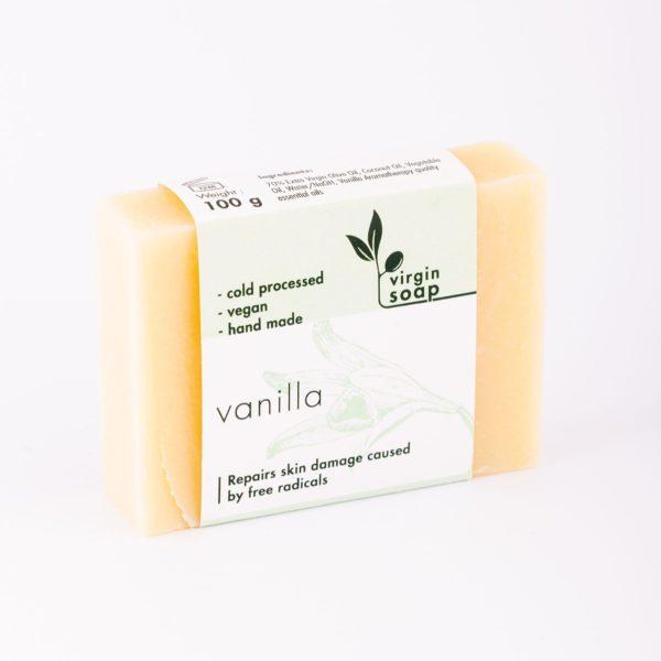 Vanilla Virgin Soap